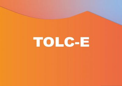 Corso Tolc-E